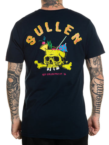Sullen Men's Brain Dead Short Sleeve Premium T-shirt