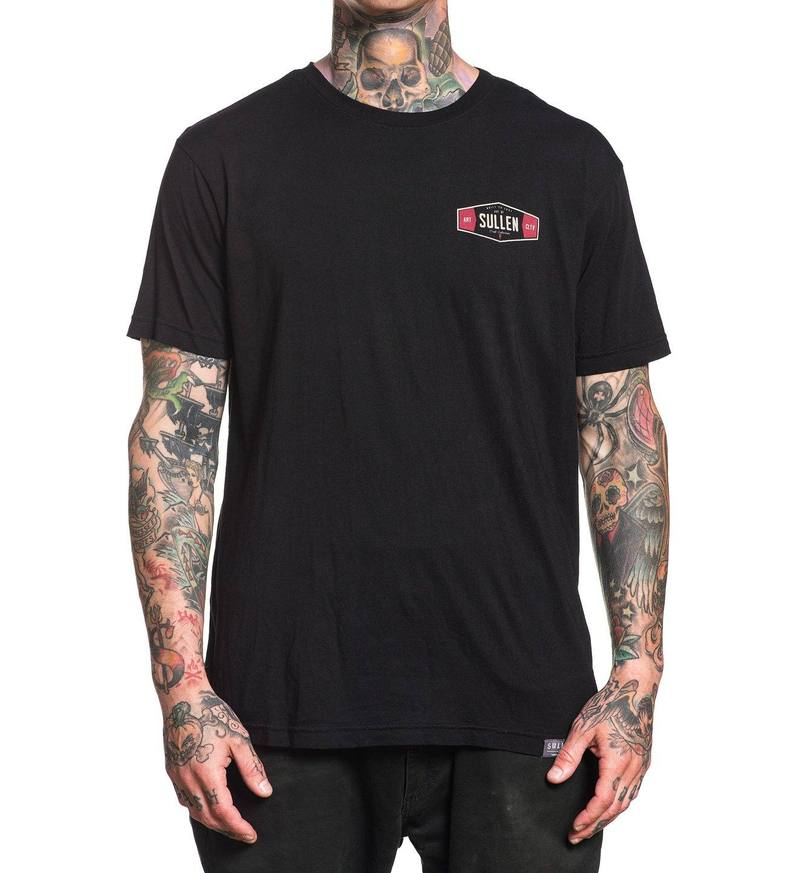 Sullen Men's Brillo Short Sleeve Tee