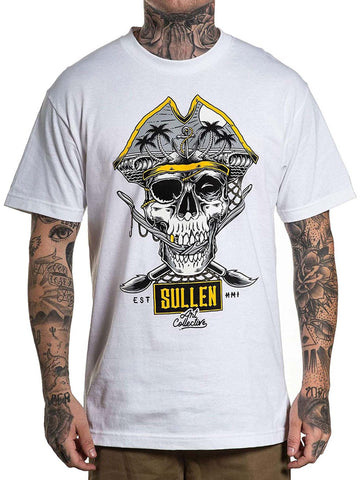 Sullen Men's Buccaneer Short Sleeve T-shirt