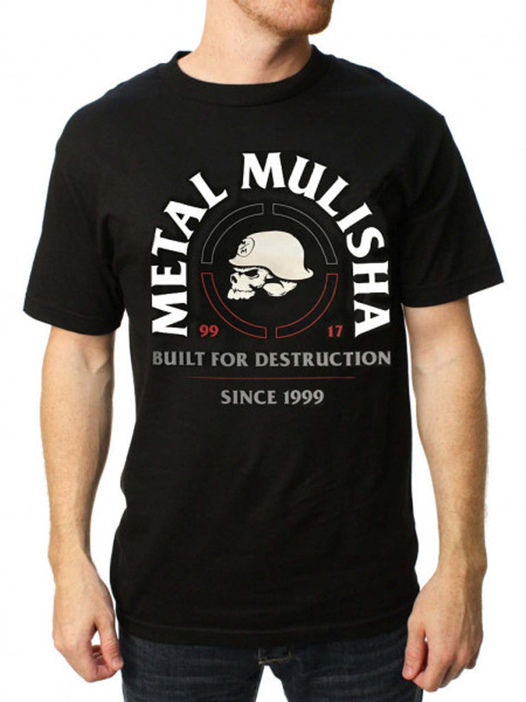 Metal Mulisha Men's Built Short Sleeve Tee