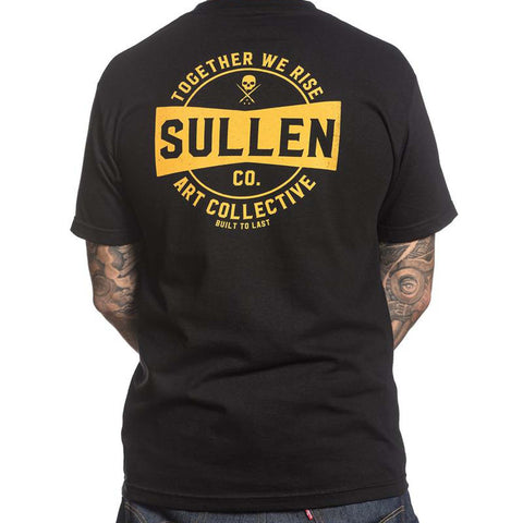 Sullen Men's Built To Last Short Sleeve T-shirt