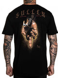 Sullen Men's Burned Short Sleeve T-shirt