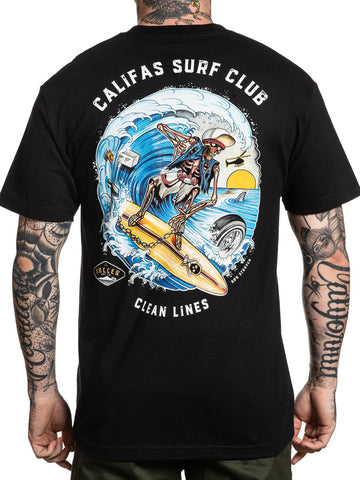 Sullen Men's Califas Short Sleeve Standard T-shirt
