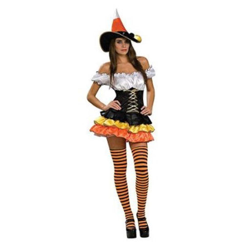 Rubies Women's NLP Candy Corn Cutie Costume