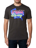 Fox Racing Men's Castr Short Sleeve Premium T-shirt