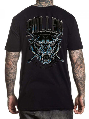 Sullen Men's Charged Short Sleeve Tee