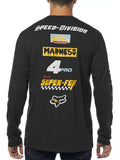 Fox Racing Men's Charged Long Sleeve T-shirt