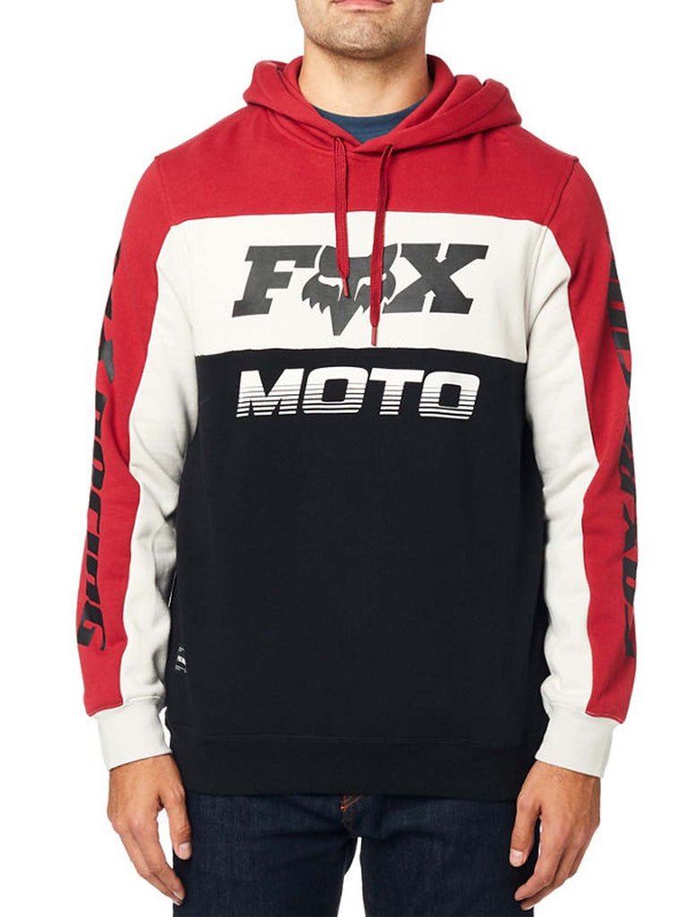 Fox Racing Men's Charger Pullover Fleece Hoodie
