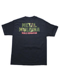 Metal Mulisha Men's Charlie Don't Ride Short Sleeve Tee