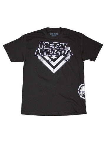 Metal Mulisha Men's 2019 Check Short Sleeve T-shirt