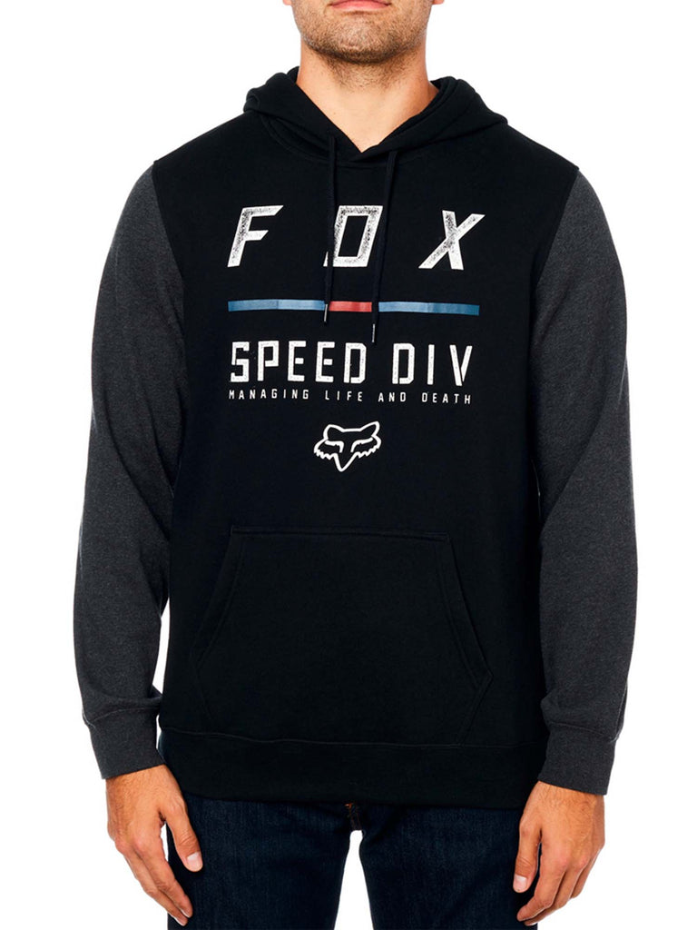 Fox Racing Men's Checklist Pullover Fleece Hoodie