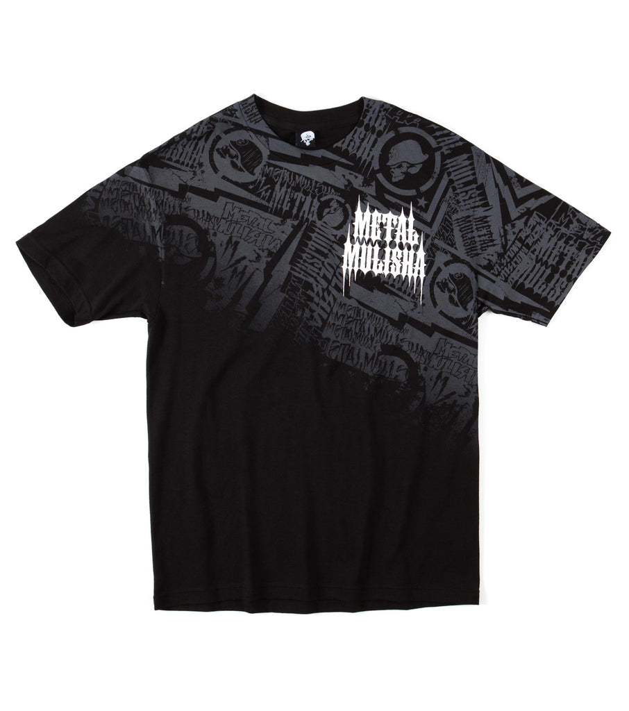 Metal Mulisha Mens Class Tee Black