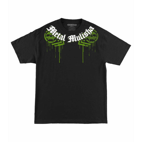 Metal Mulisha Men's Collar Tee