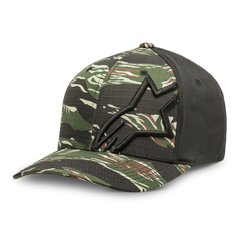 Alpinestars Men's Corp Camo Flexfit Hat