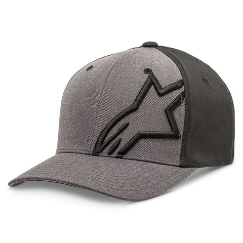 Alpinestars Men's Corp Heather Flexfit Hat