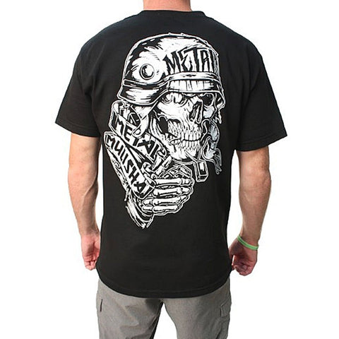 Metal Mulisha Men's Covered Short Sleeve Tee
