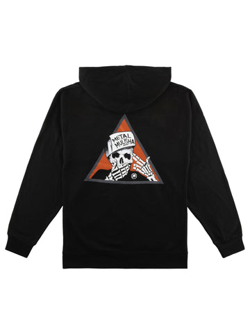 Metal Mulisha Men's Craze Full Zip Hoodie