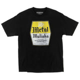 Metal Mulisha Men's Crown T-shirt Black
