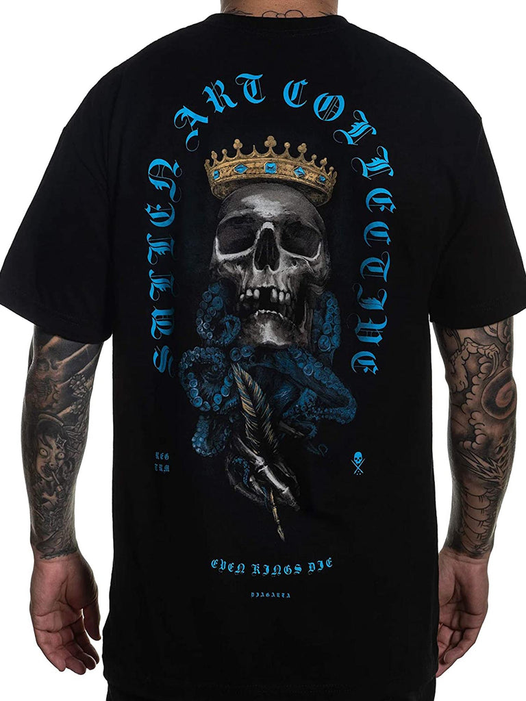 Sullen Men's Crowned Short Sleeve T-shirt