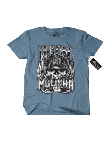 Metal Mulisha Men's Crusher DC Short Sleeve T-shirt