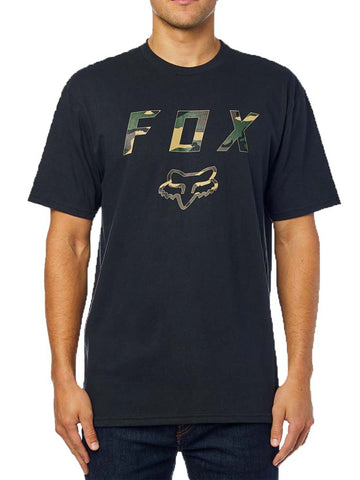 Fox Racing Men's Cyanide Squad Short Sleeve Tee