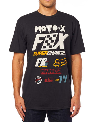 Fox Racing Men's Czar Short Sleeve Tee