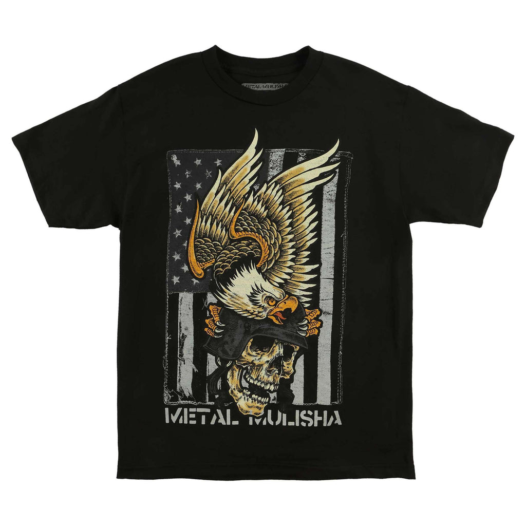 Metal Mulisha Men's Death From Above Tee