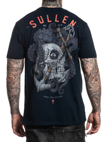 Sullen Men's Depth Short Sleeve T-shirt