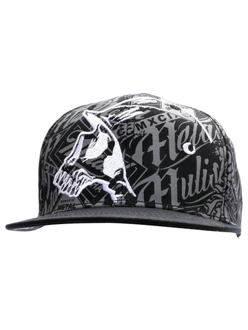 Metal Mulisha Men's Details Snapback Hat