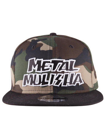 Metal Mulisha Men's Disrupt Snapback Hat