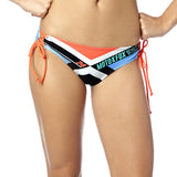 Fox Racing Women's Divizion Lace Up Bikini Bottom Sea Foam