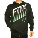 Fox Racing Men's Downhall Polyester Hoodie Black