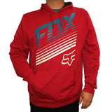 Fox Racing Men's Downhall Polyester Hoodie Red