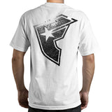 Famous Stars and Straps Duct BOH Men's Tee White