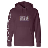 Metal Mulisha Men's English Pullover Fleece Hoodie
