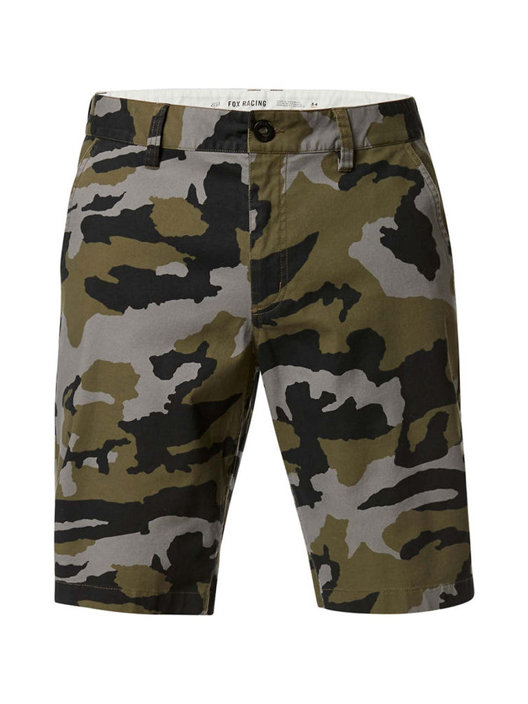 Fox Racing Men's Essex Camo Shorts 2.0