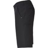 Fox Racing Men's Essex Tech Shorts Black Left