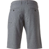 Fox Racing Men's Essex Tech Shorts Charcoal Back
