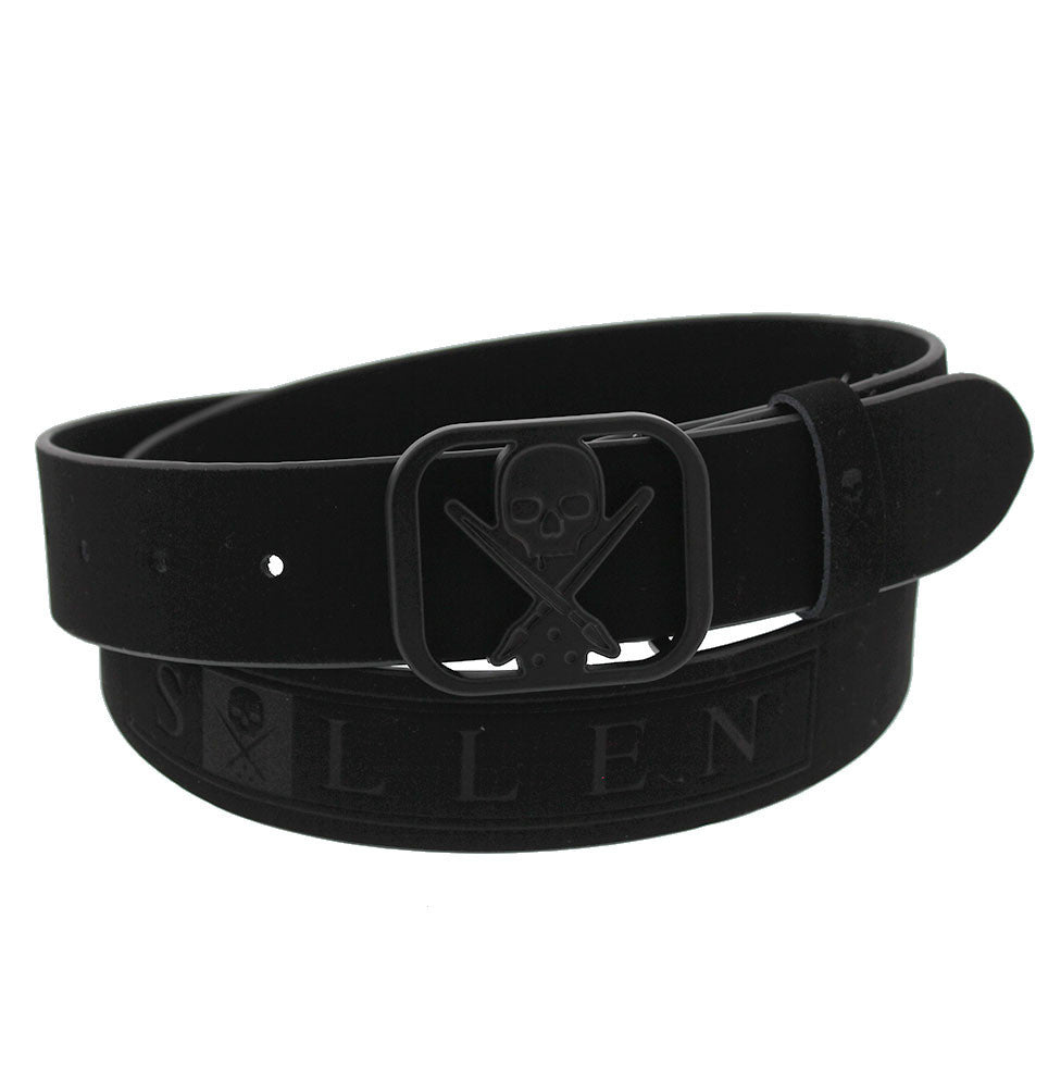 Sullen Eternal Leather Belt