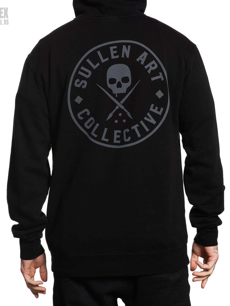 Sullen Men's Ever Pullover Fleece Hoodie