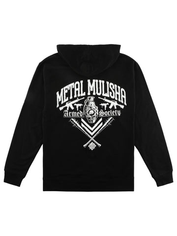 Metal Mulisha Men's Explosive Full Zip Hoodie