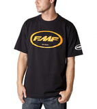 FMF Racing Classic Don Orange Logo Tee