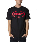 FMF Racing Classic Don Red Logo  MX Tee