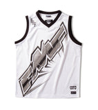 FMF Racing Knock Out Jersey White