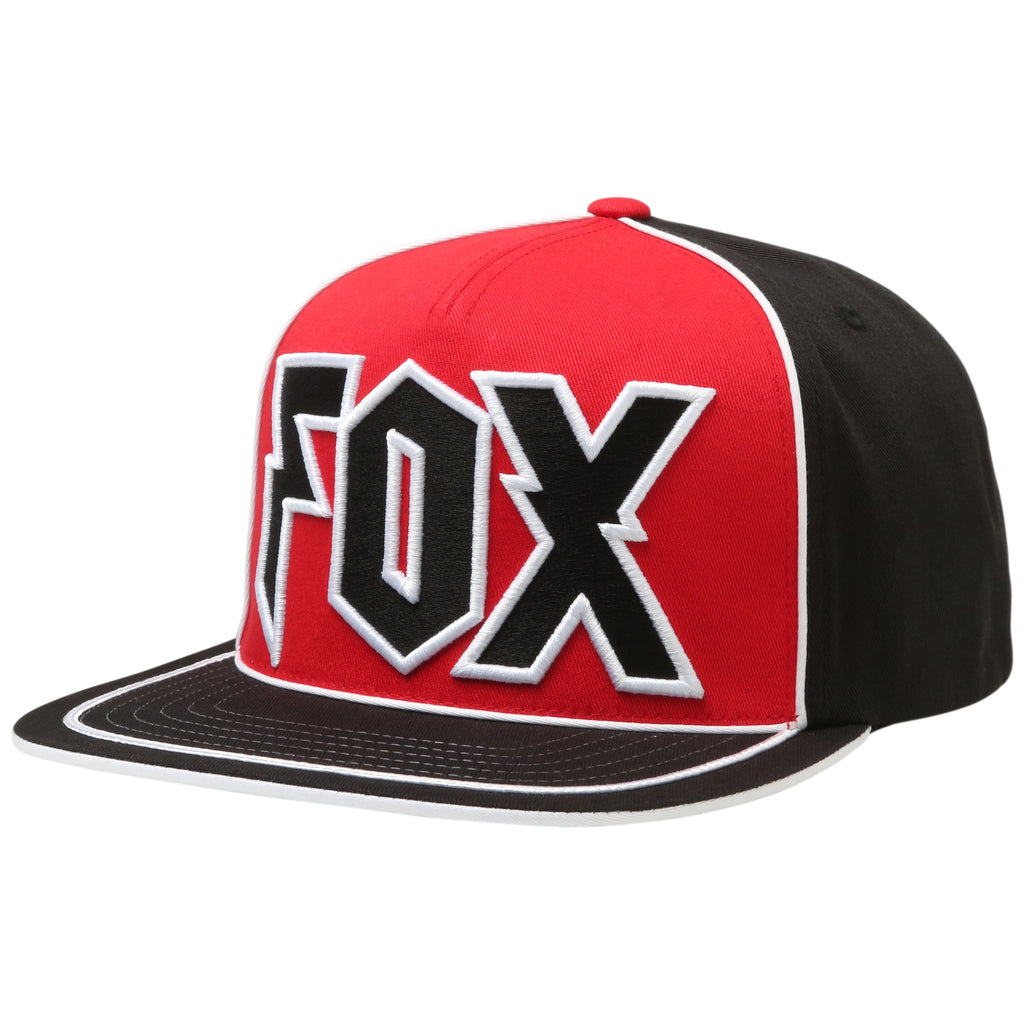 Fox Racing Men s Faction Snapback Hat  7d2281367b28