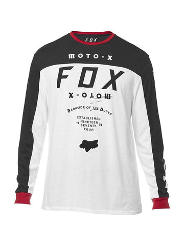 Fox Racing Men's Fctry Long Sleeve Airline T-shirt