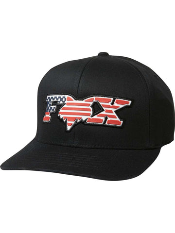 Fox Racing Men's Flag Head X Flexfit Hat