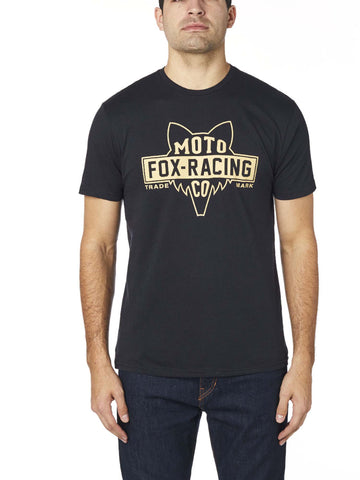 Fox Racing Men's Flat Head Short Sleeve Premium Tee