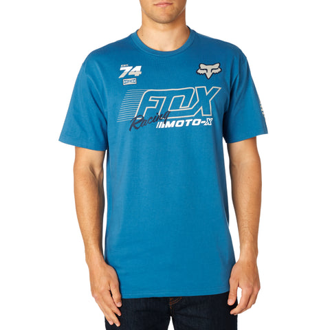 Fox Racing Men's Flection Short Sleeve Basic Tee