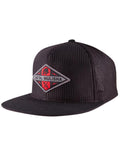Metal Mulisha Men's Flow Mesh Snapback Hat